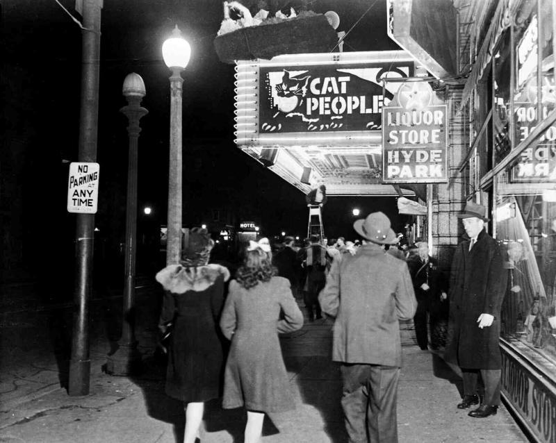 Cat People 1942 63