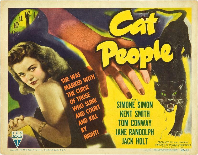 Cat People 1942 7