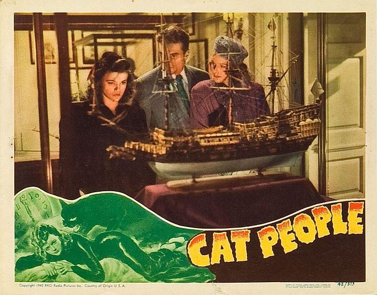 Cat People 1942 73