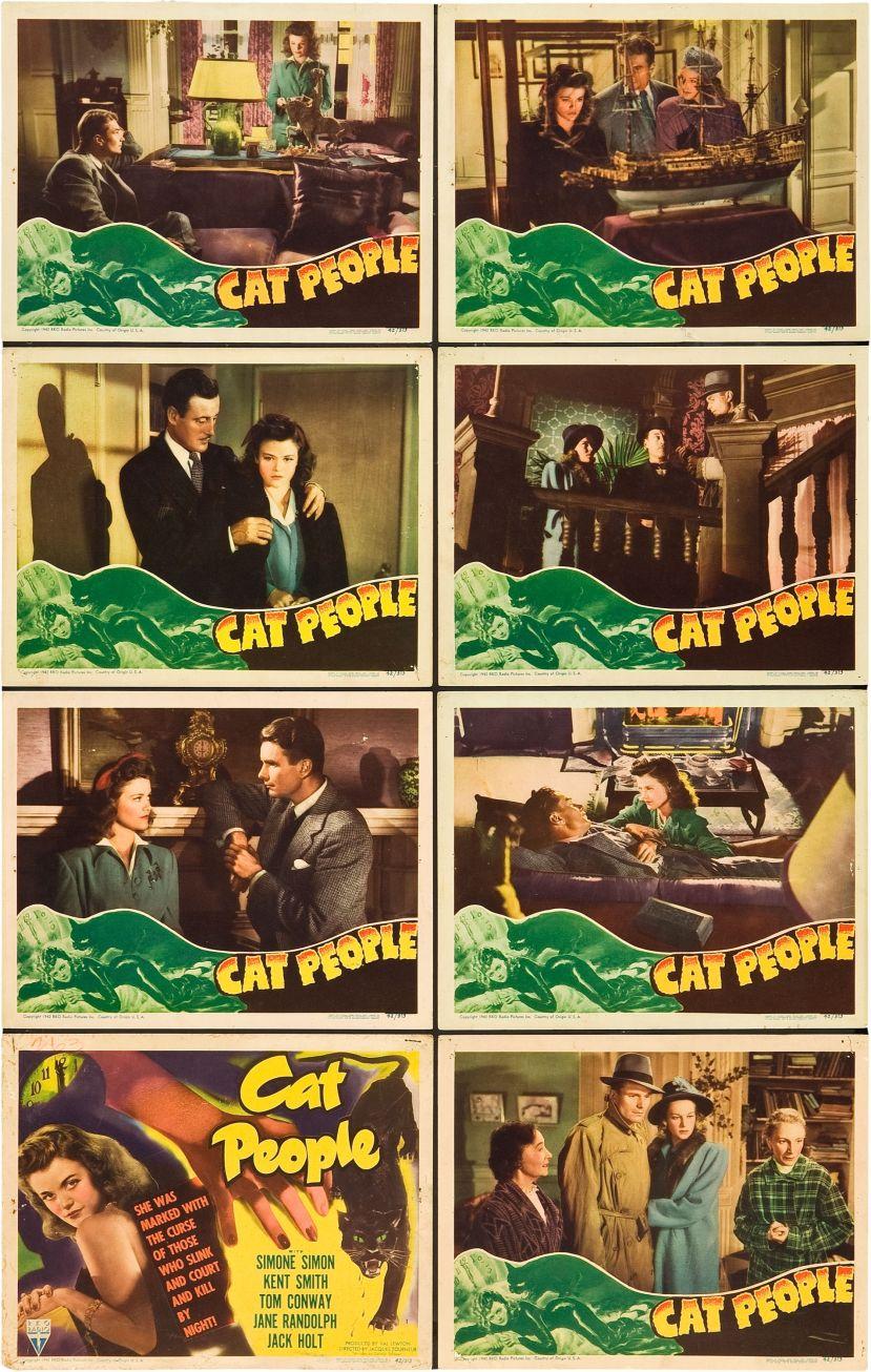 Cat People 1942 8