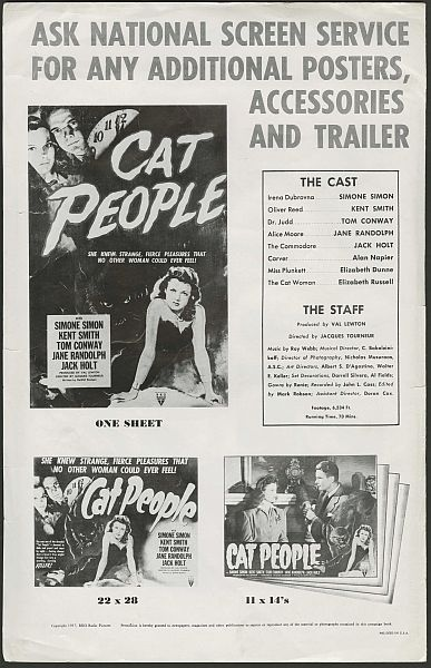 Cat People 1942 89