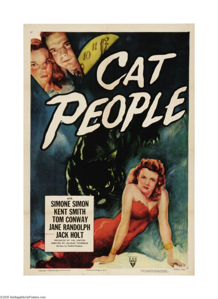 Cat People 1942 9