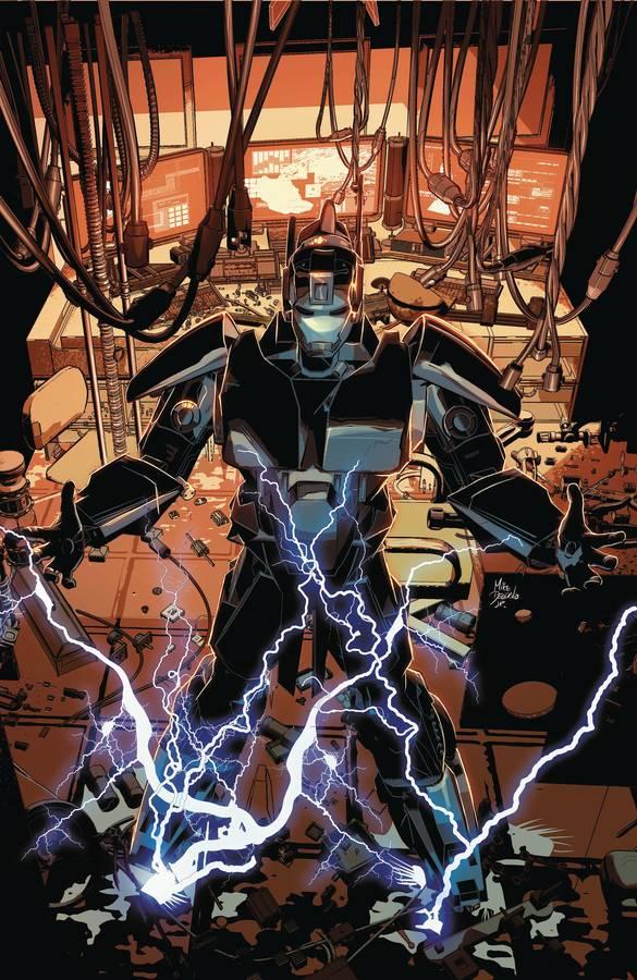 Invincible Iron Man #9