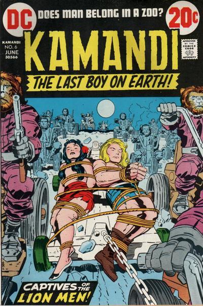 Kamandi #6