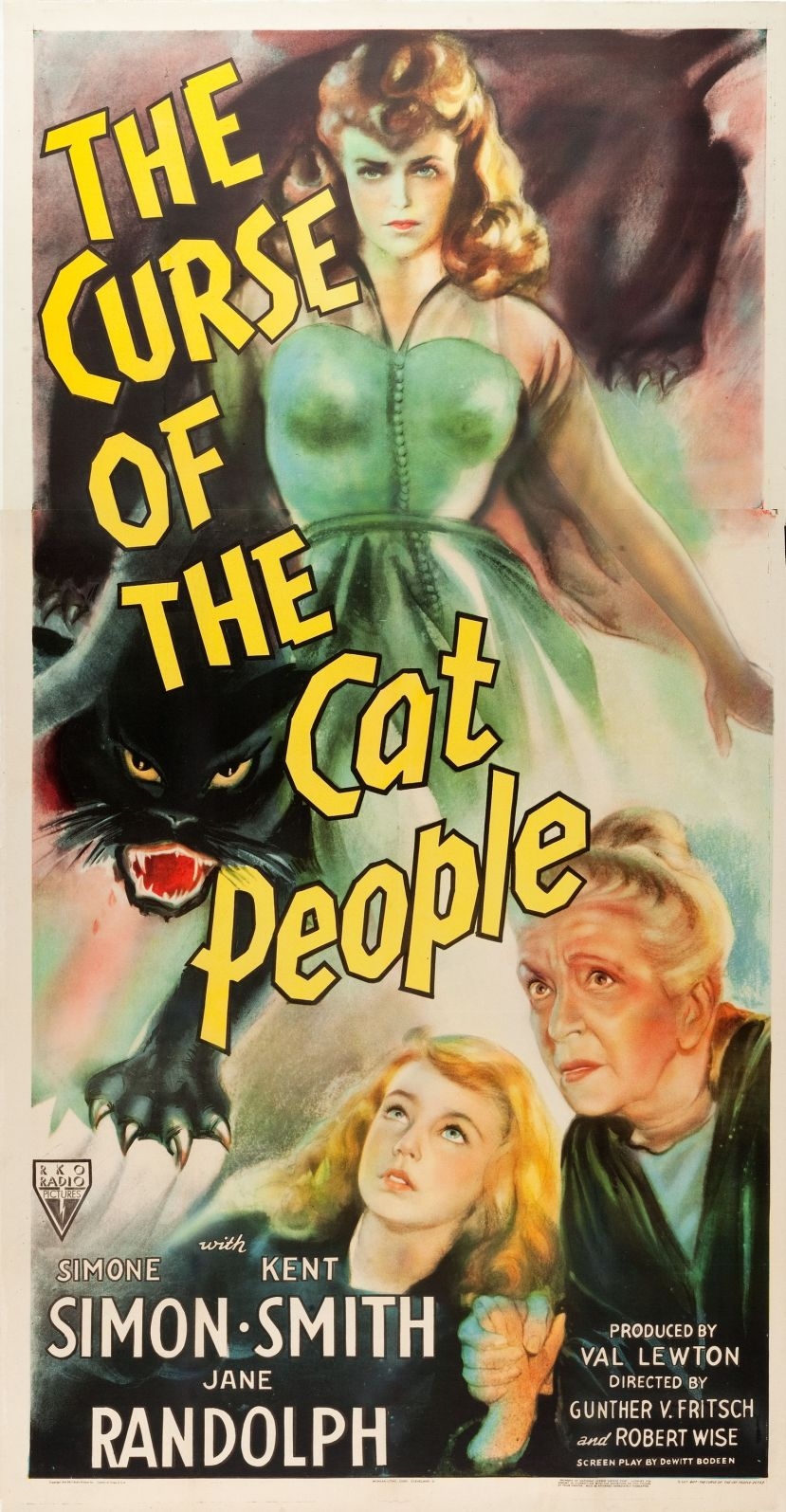 The Curse of the Cat People 1
