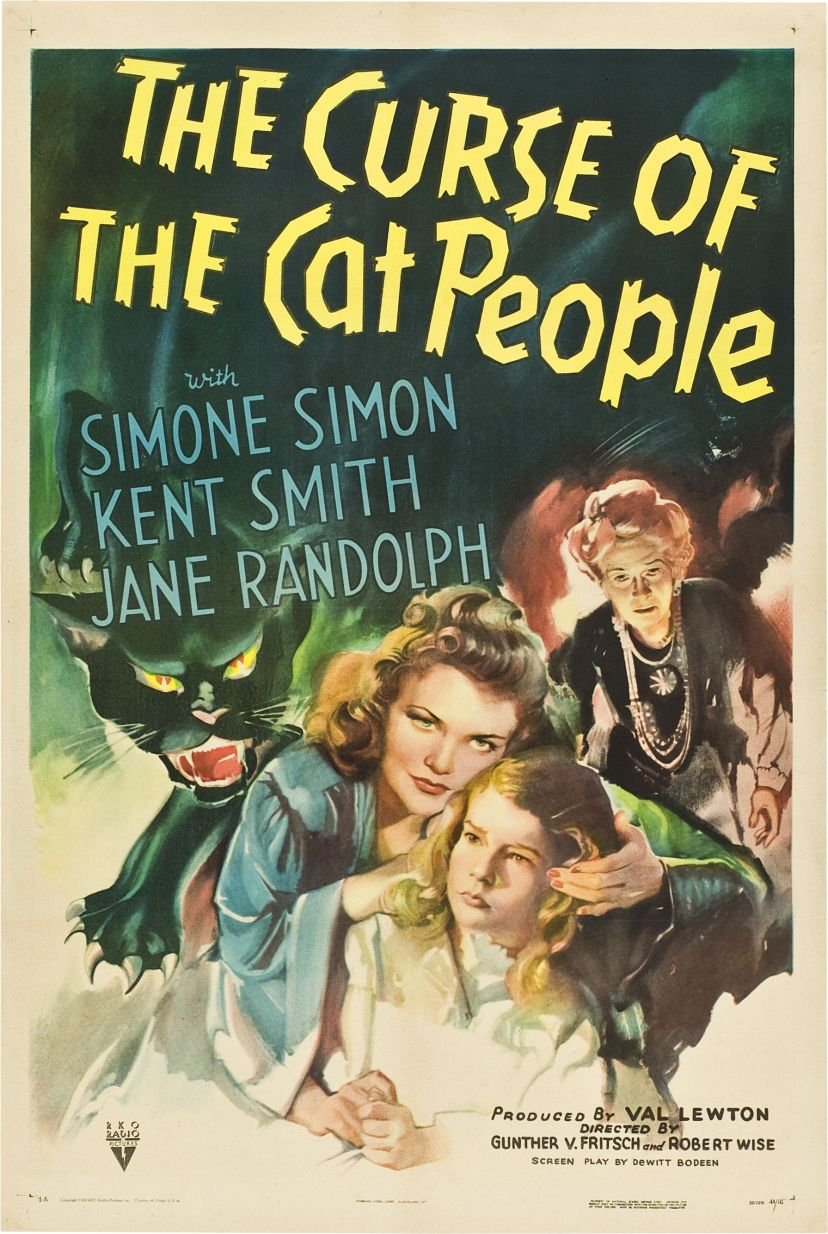 The Curse of the Cat People 2