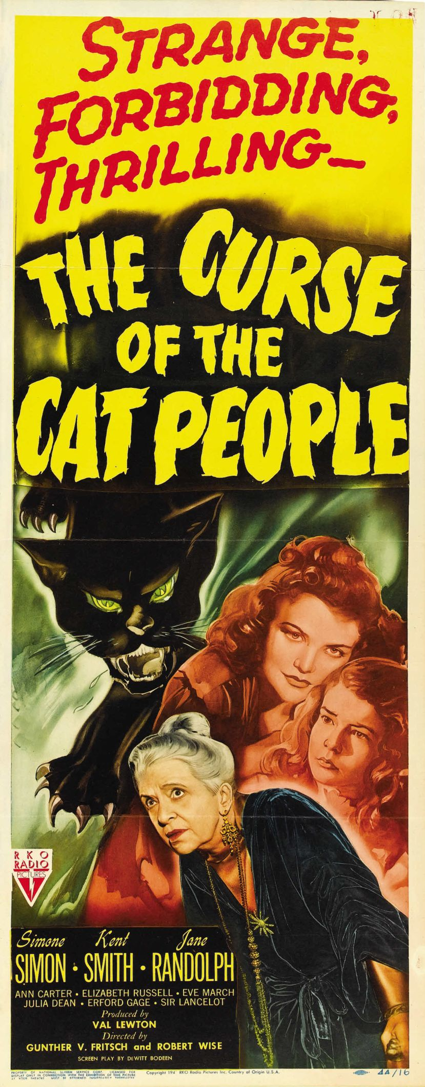The Curse of the Cat People 3