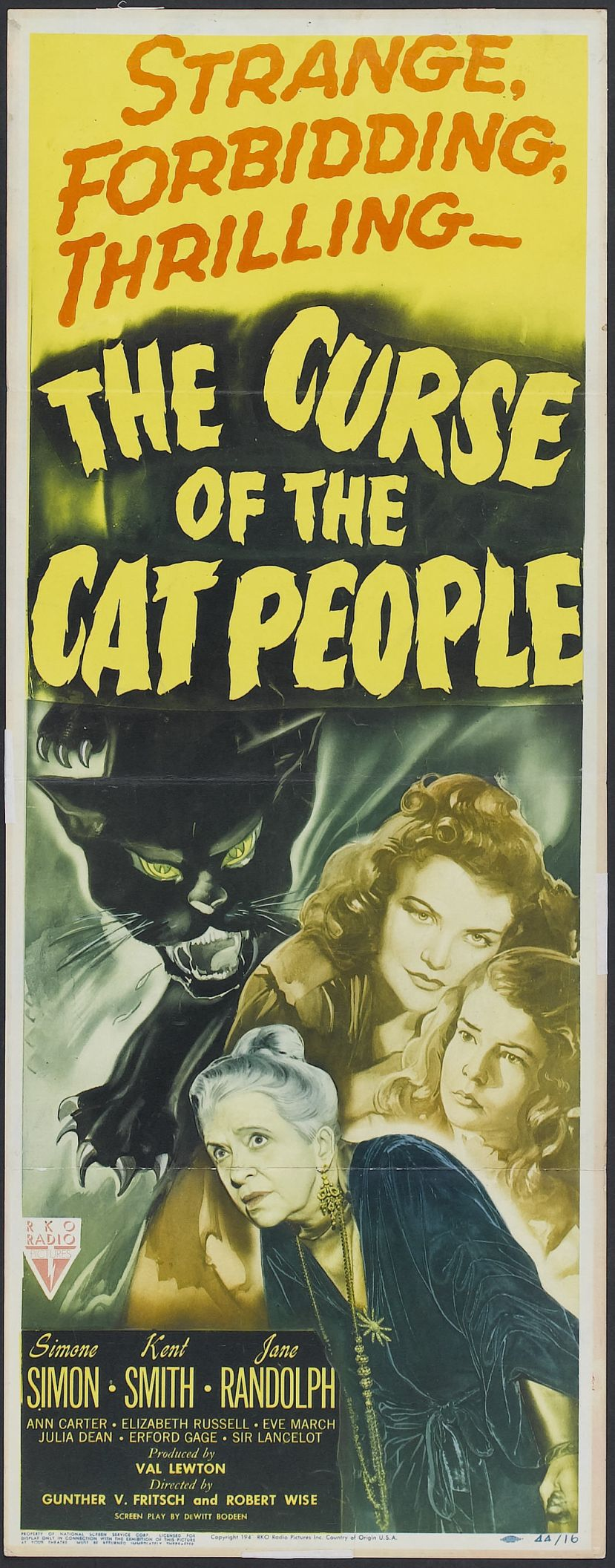 The Curse of the Cat People 4
