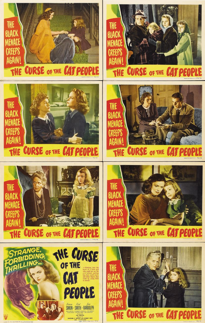 The Curse of the Cat People 5