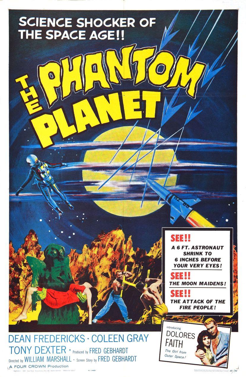The Phantom Planet 1