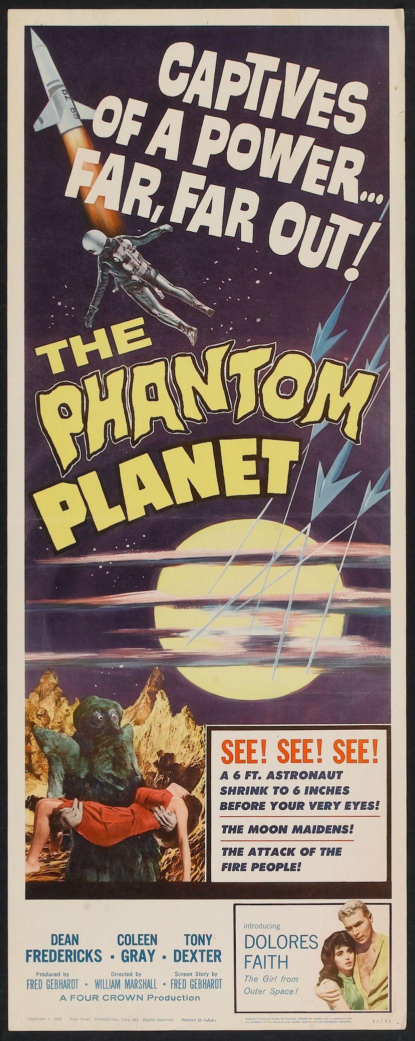 The Phantom Planet 3