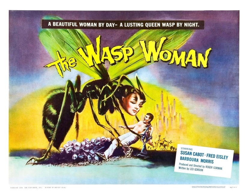 The Wasp Woman 1