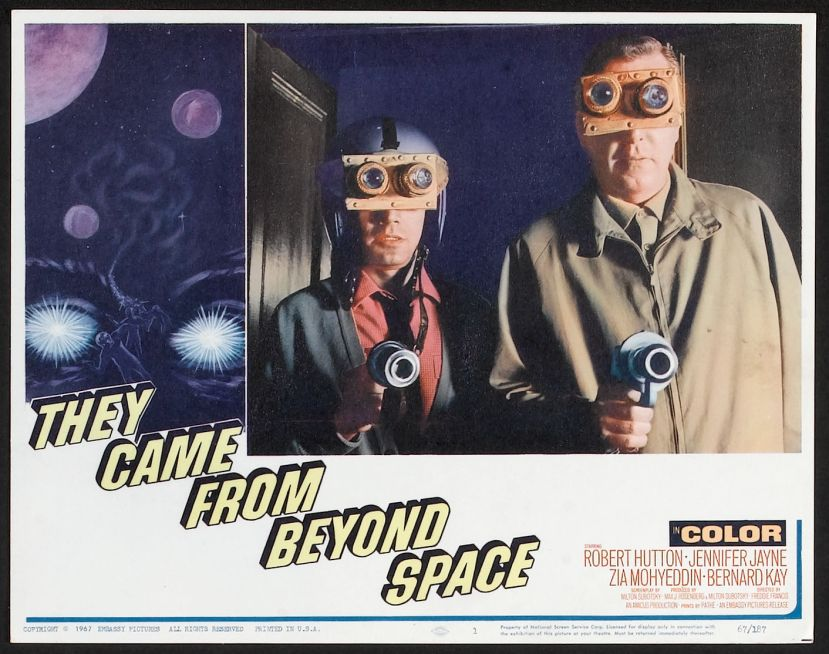 They Came From Beyond Space 2