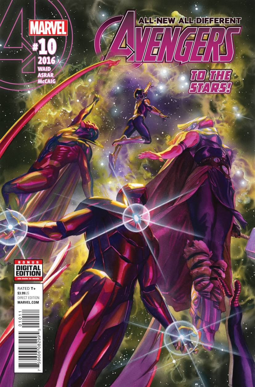 All New, All Different Avengers #10