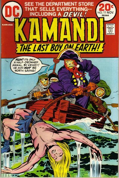 Kamandi #11