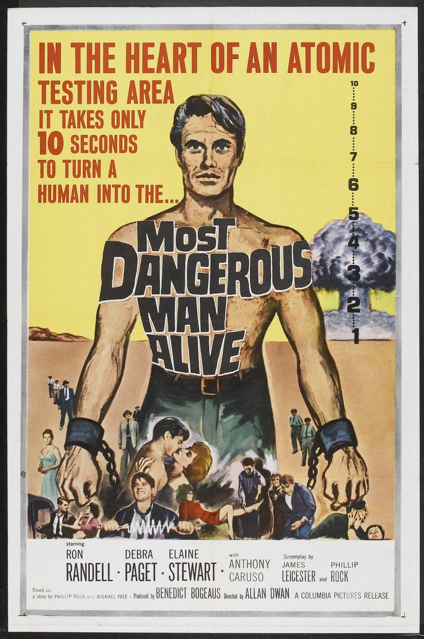 Most Dangerous Man Alive 1