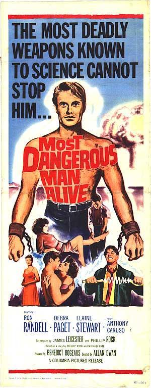 Most Dangerous Man Alive 16