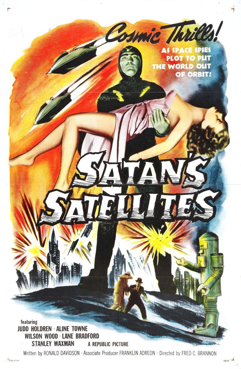 Satan's Satellites 1