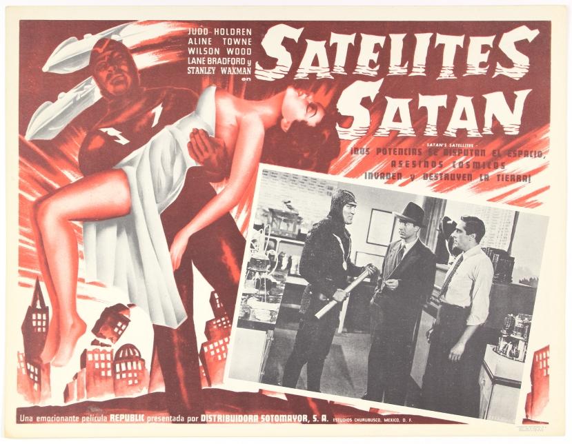 Satan's Satellites 19