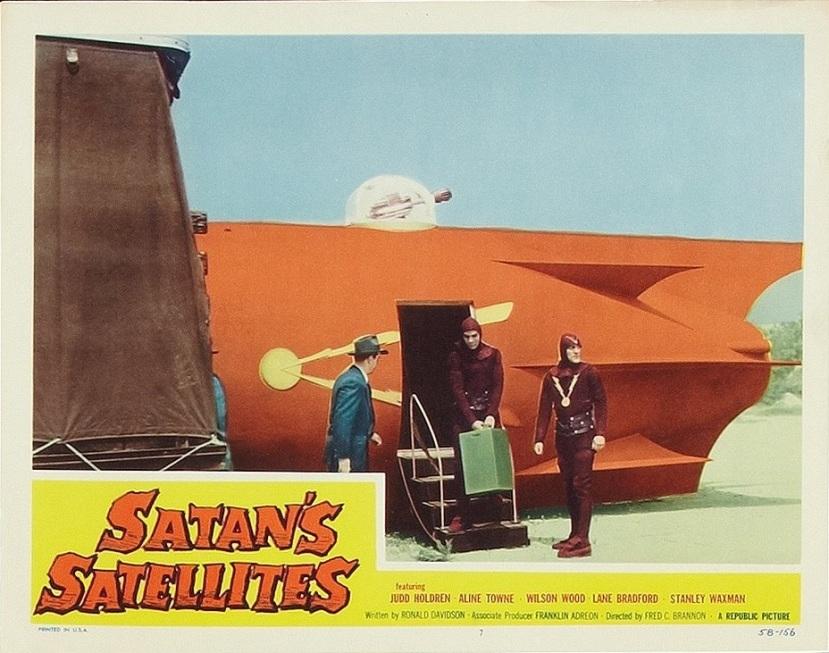Satan's Satellites 2