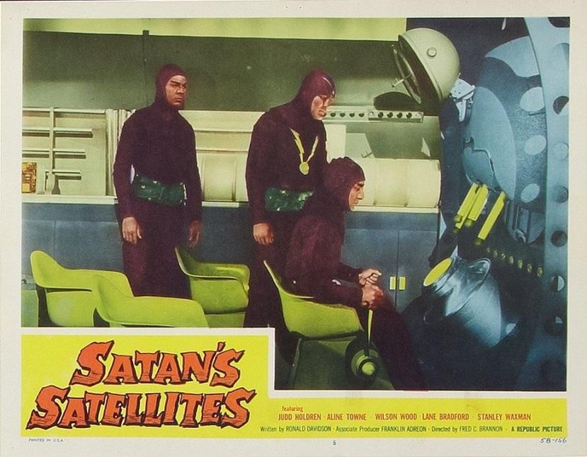 Satan's Satellites 3