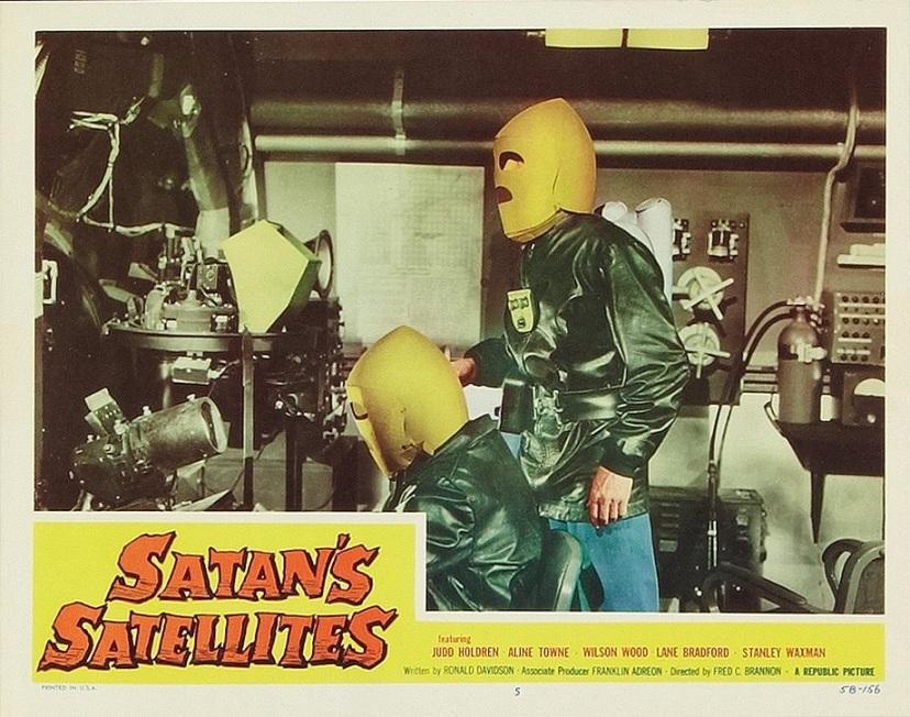 Satan's Satellites 4