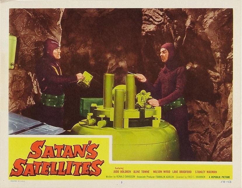 Satan's Satellites 6