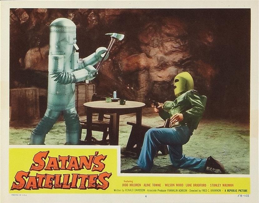 Satan's Satellites 7