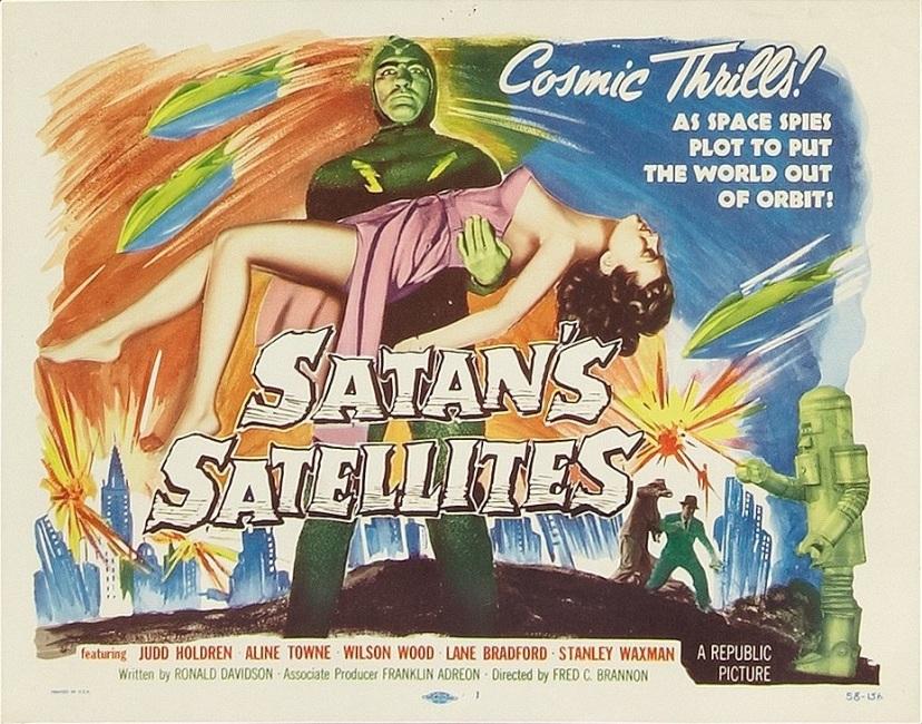 Satan's Satellites 8