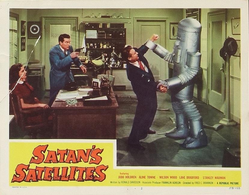 Satan's Satellites 9