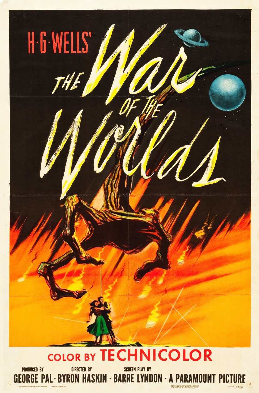 The War of the Worlds 1