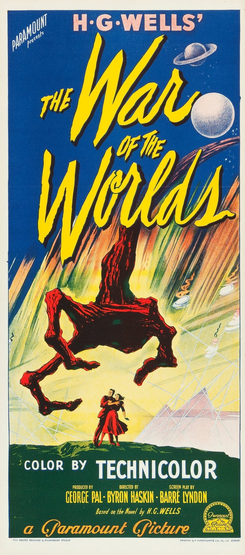 The War of the Worlds 10