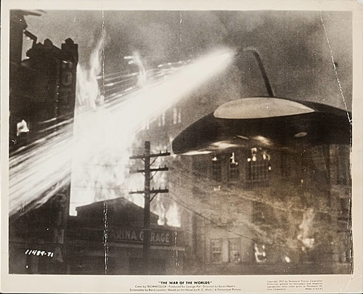 The War of the Worlds 103