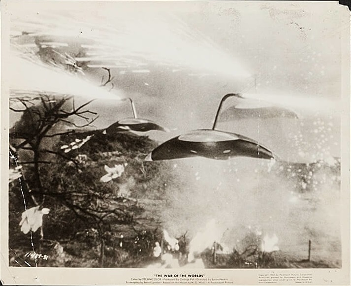 The War of the Worlds 104