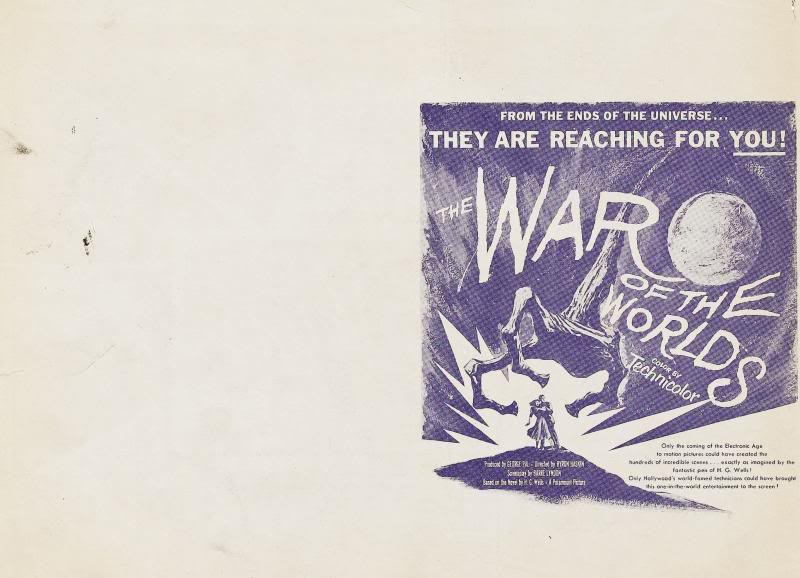 The War of the Worlds 107