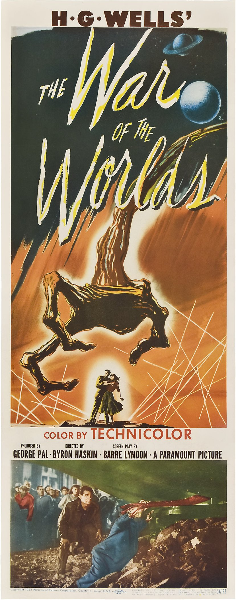 The War of the Worlds 11