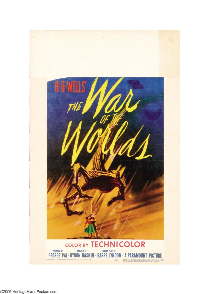 The War of the Worlds 12