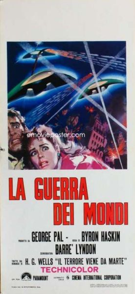The War of the Worlds 126