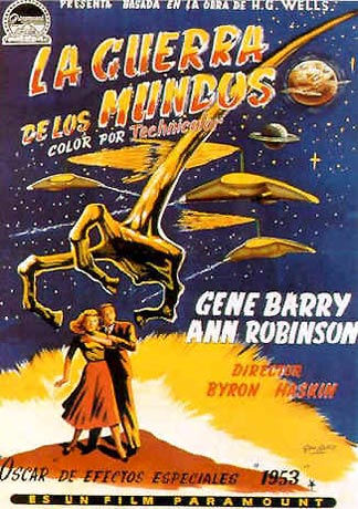 The War of the Worlds 129