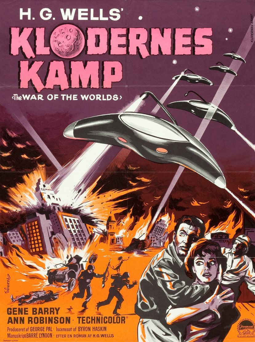 The War of the Worlds 13