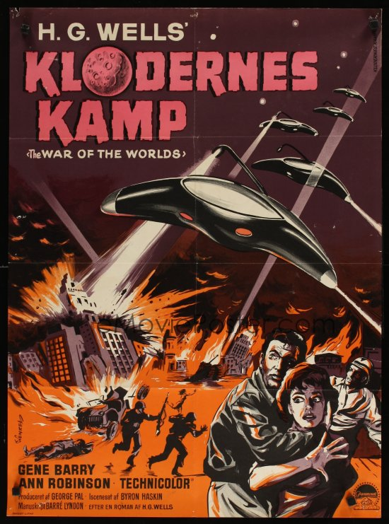 The War of the Worlds 131