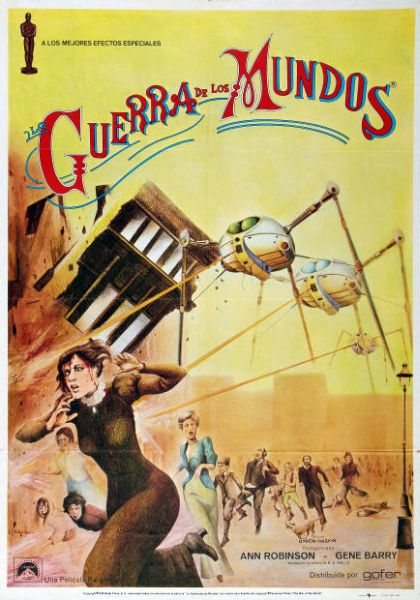 The War of the Worlds 132