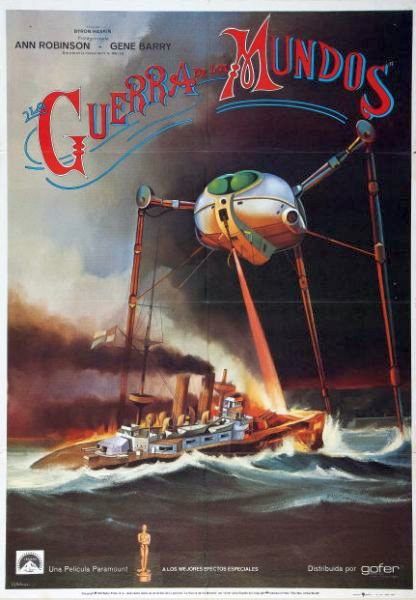 The War of the Worlds 133