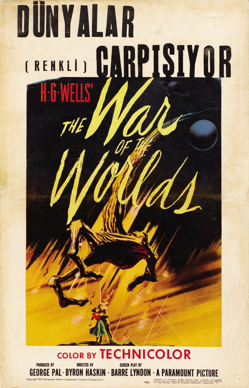 The War of the Worlds 14