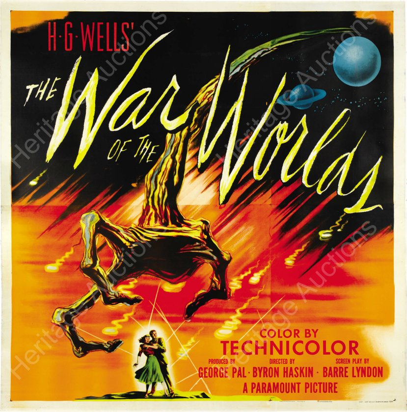 The War of the Worlds 155