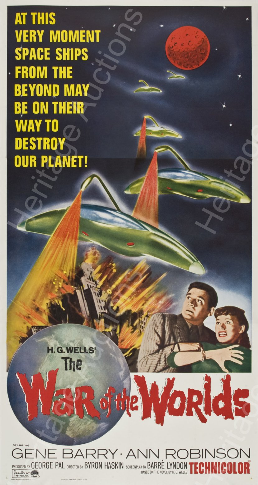 The War of the Worlds 156