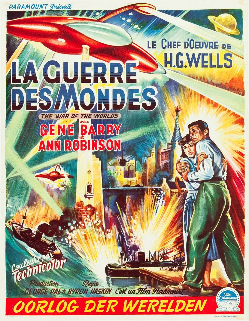 The War of the Worlds 16
