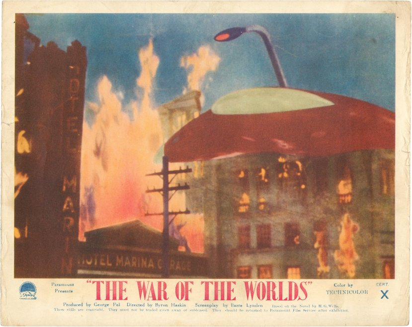 The War of the Worlds 17