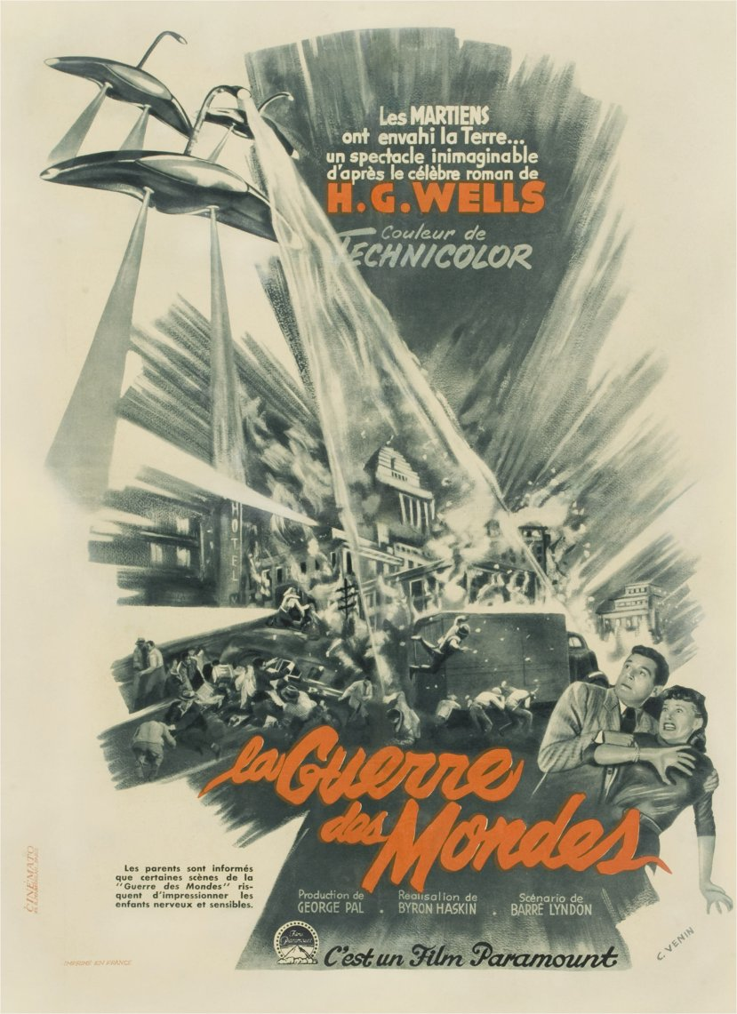 The War of the Worlds 18