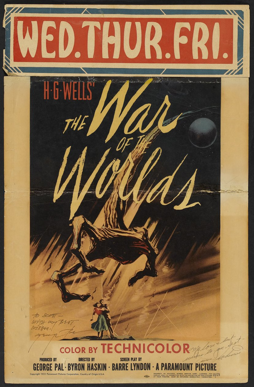 The War of the Worlds 19
